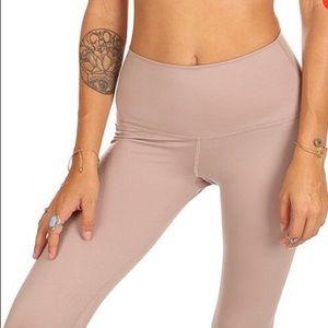 Mika Yoga Wear Capri High Waisted Style name: Mia